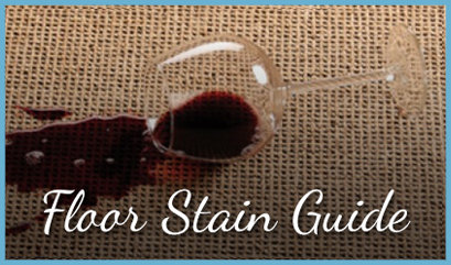 Floor Care & Stain Guide